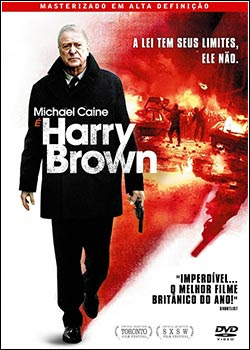 Harry Brown – DVDRip AVI Dublado