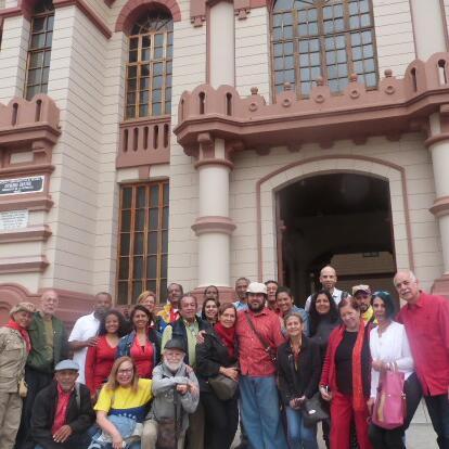 III Curso para Difusores e Investigadores del Socialismo Bolivariano