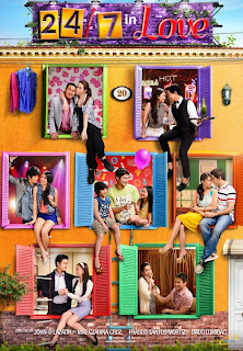 24/7 in Love (2012 – Bea Alonzo, Gerald Anderson and Kim Chiu)