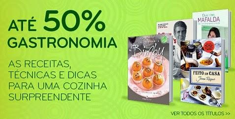 WOOK Gastronomia até -50%
