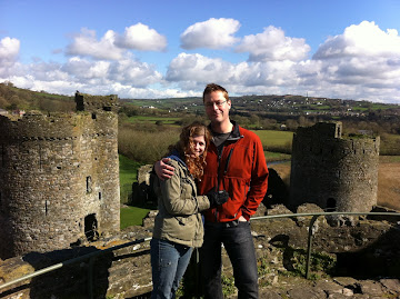 Kidwelly Castle, WALES, UK