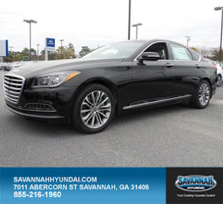 2015 Hyundai Genesis, Savannah Hyundai, Savannah Hyundai Dealerships
