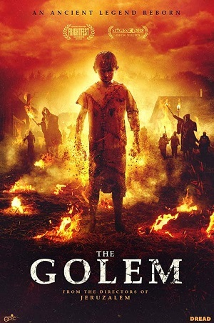Filme The Golem - Legendado 2019 Torrent