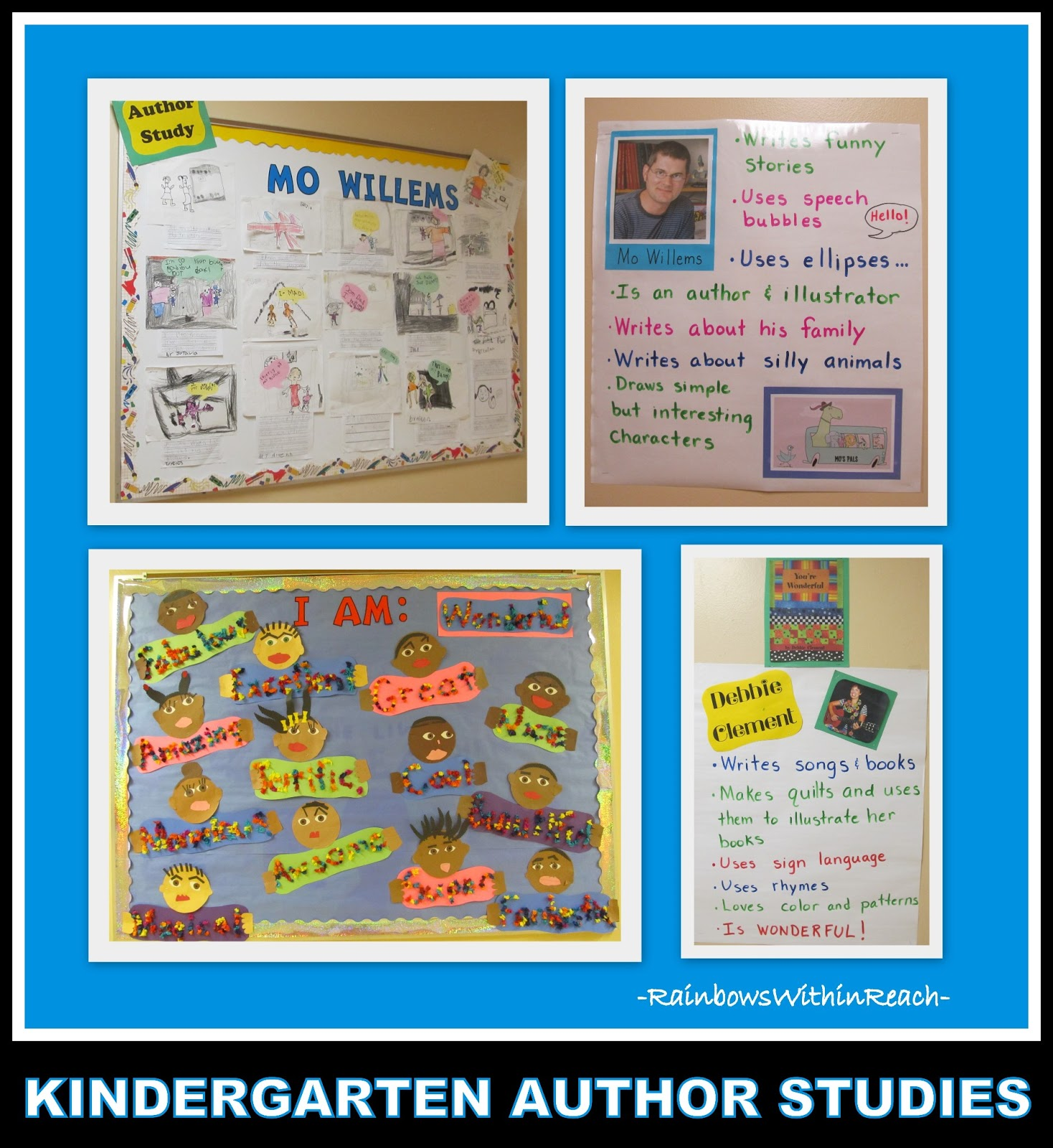 Author Study: Mo Willems - DonorsChoose.org