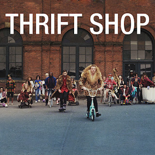 Lirik Lagu Macklemore & Ryan Lewis Featuring Wanz - Thrift Shop