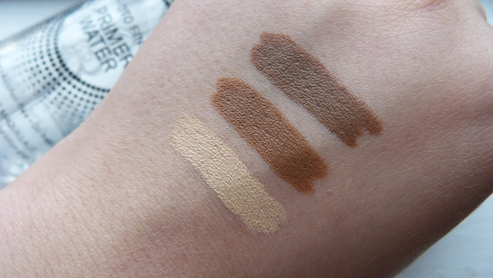 The Star Of The Show Really Is The Cooltoned Contour Shade And It's Really  The Only One Of The Three Getting Any Use