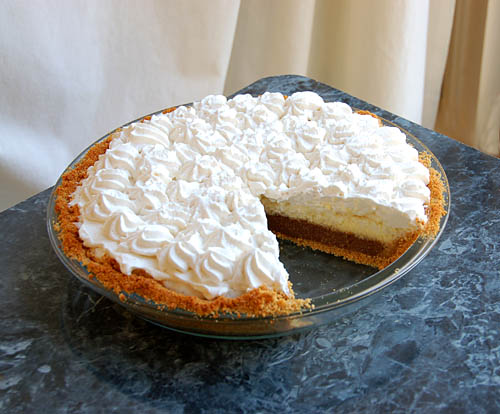 Mad About Maida: Black Bottom Pie