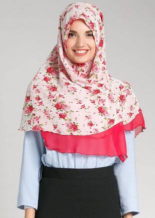 Kreasi Hijab Modern Terkini