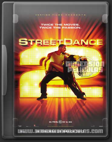 Street Dance 2 (BRRip HD Inglés Subitulado) (2012)