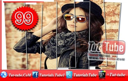 photoshop cs6 tutorial -99- swatches