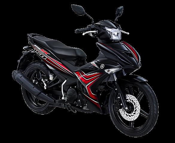 Pilihan Warna Yamaha Jupiter MX 150