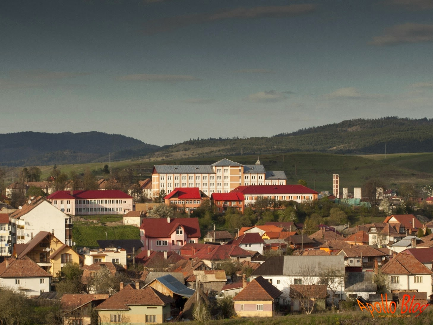 Spitalul Municipal Toplita
