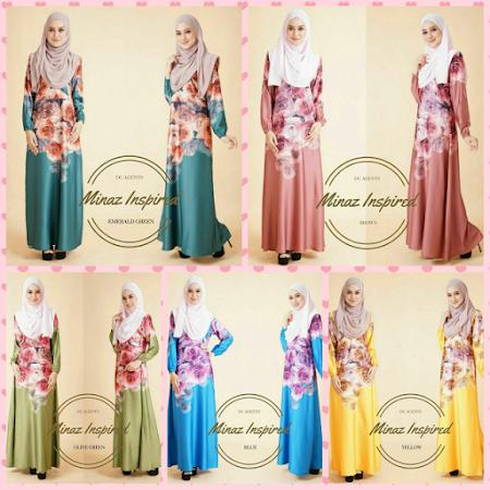 Fesyen Muslimah YAng PAsti Memukau PAndangan Gadis Berhijab