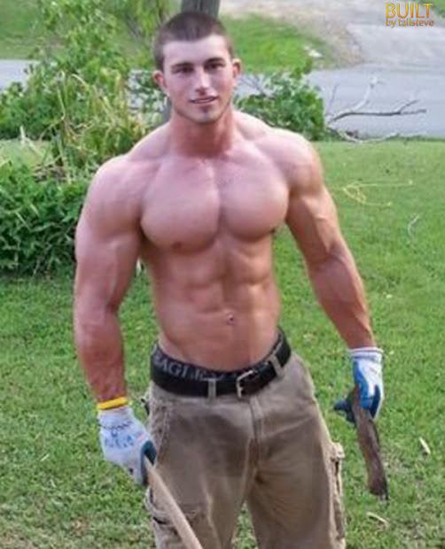 built tallsteve landscape guy