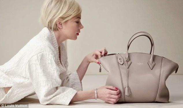 Michelle-Williams-Louis-Vuitton-Lockit-Bag