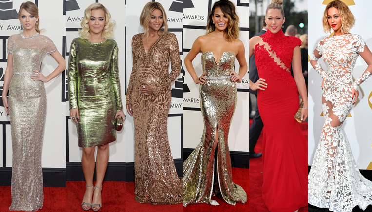 grammy's, grammy awards 2014, taylor swift, rita ora, ciara, beyonce