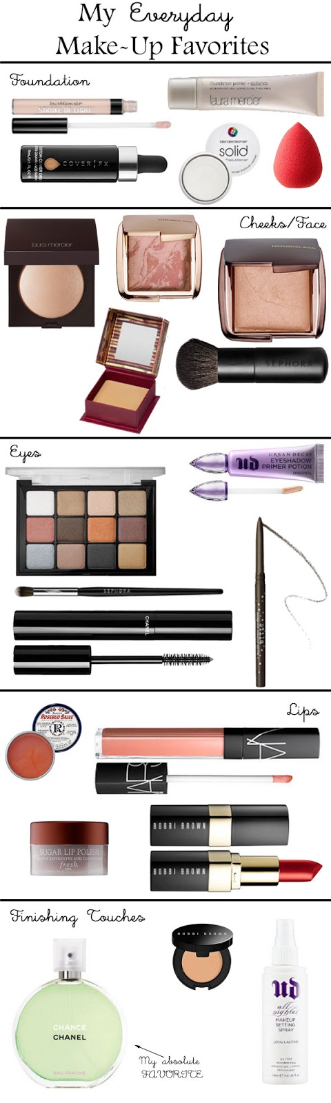 everyday_make_up_favorites