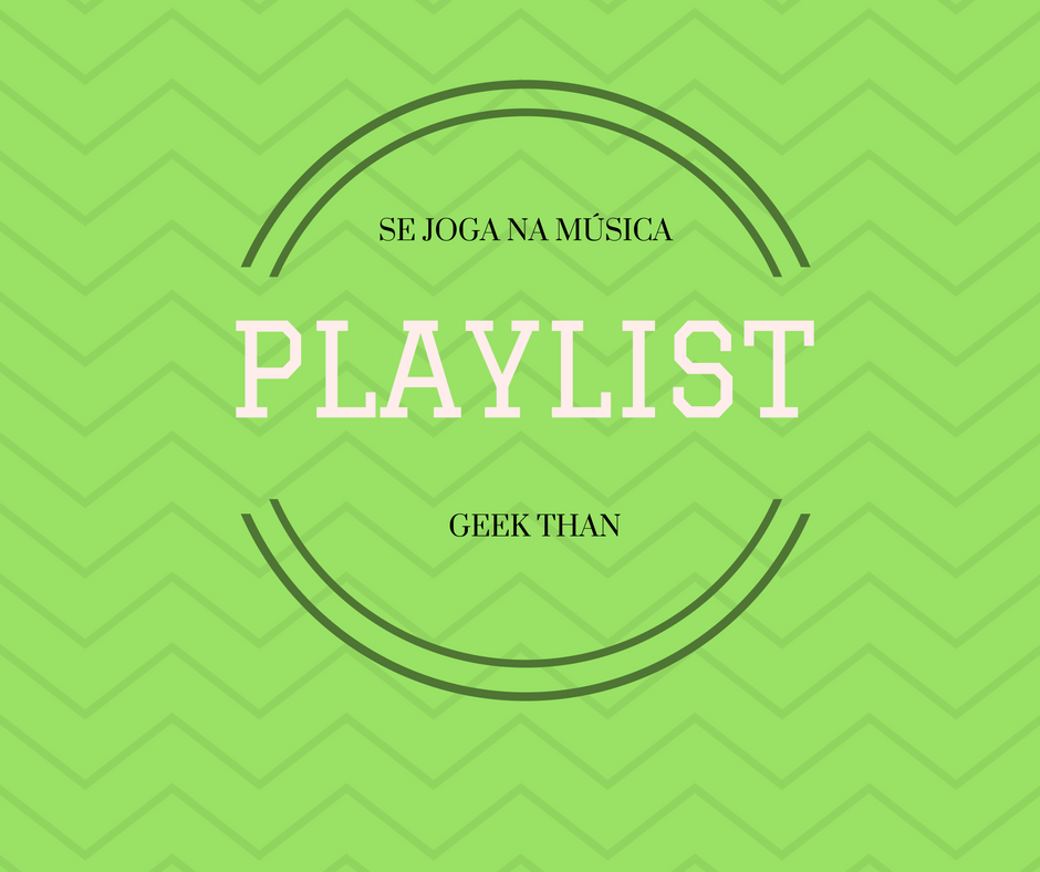 PLAYLIST DO BLOG