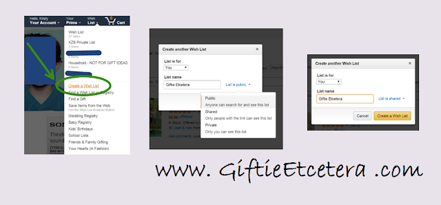 off topic, technology, Amazon, organize, wish lists, Christmas wish list, Christmas gifts