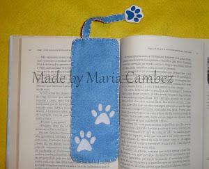 Bookmark - Patinhas