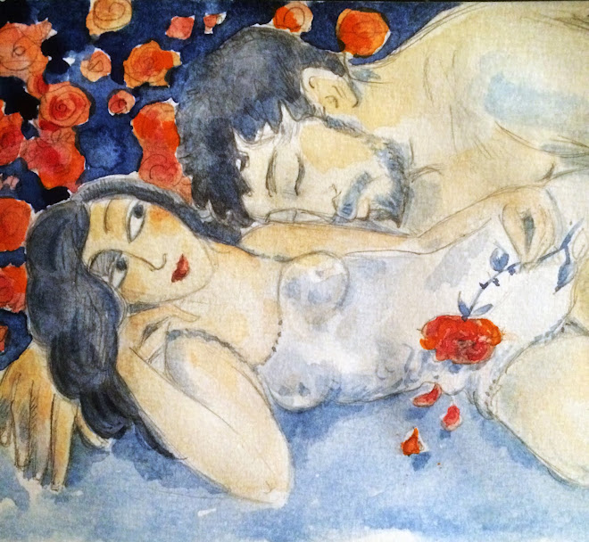 """ Les roses de Saâdi "" Marceline Desbordes-Valmrore"