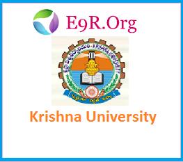 KU Krishna University Counselling, Address, Admit Card