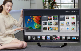 LG Smart TV, Google Play Movies and TV
