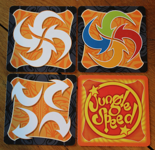 Jungle Speed action cards