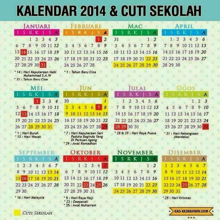 CALENDER  2014...:))