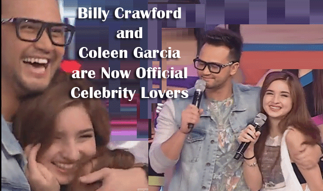 Billy Crawford and Coleen Garcia are Now Official Celebrity Lovers