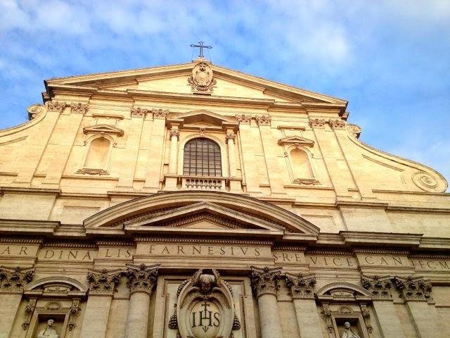 Chiesa del Gesù // Rome