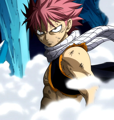 Fairy Tail Natsu New Pictures Collections 5