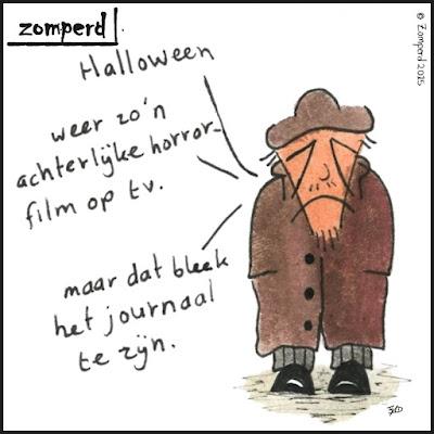 Zomperd - Halloween