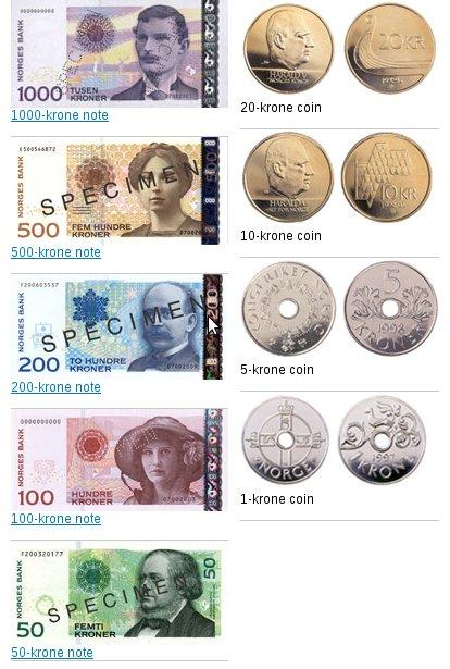 corona danesa, dinero danes, billetes y monedas noruega, oslo, noruega, vuelta al mundo, round the world, información viajes, consejos, fotos, guía, diario, excursiones