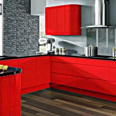 cores cozinha moderna