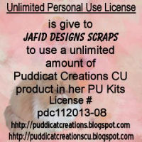 Puddicat Creations Unlimited PU License