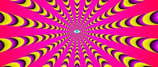 Eye_Rays_karya_Akiyoshi_Kitaoka