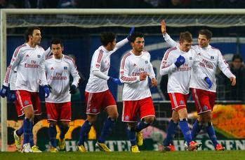 Amburgo-Hoffenheim 2-0