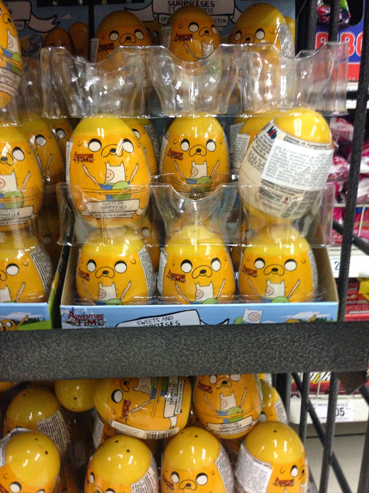 Egg Surprise Philippines : Adventure Time, Toy Surprise at Metro Supermarket
