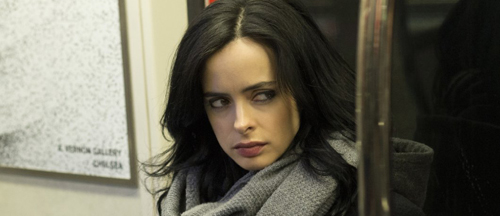 Jessica Jones Netflix TV Series Teaser Trailers and Images