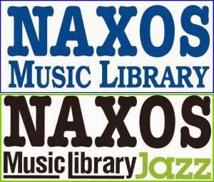 Naxos Music Library and Naxos Music Library Jazz