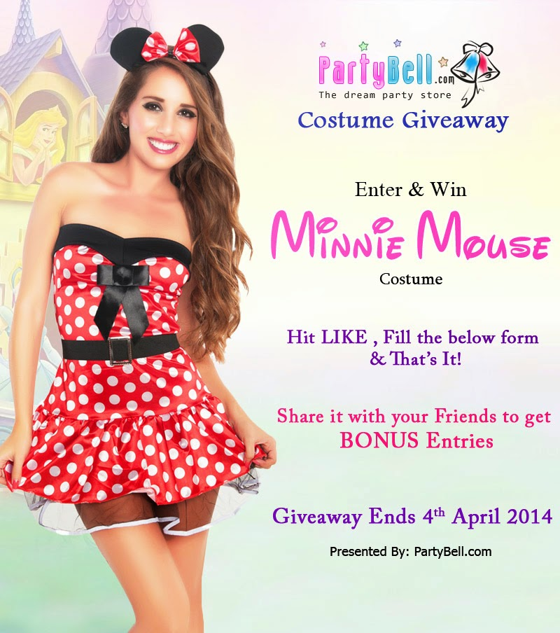 Easter Costume Giveaway