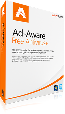 Ad-Aware Free Antivirus 11 - 30 Day FREE activation key