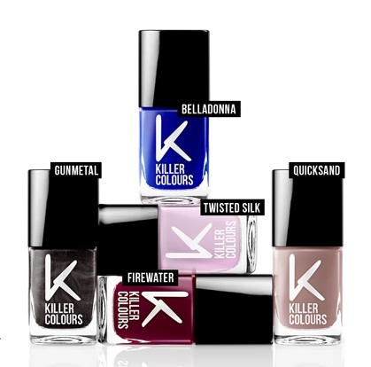Killer Colours Nail Collection