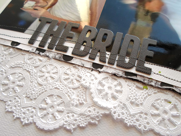 Bride Wedding Layout