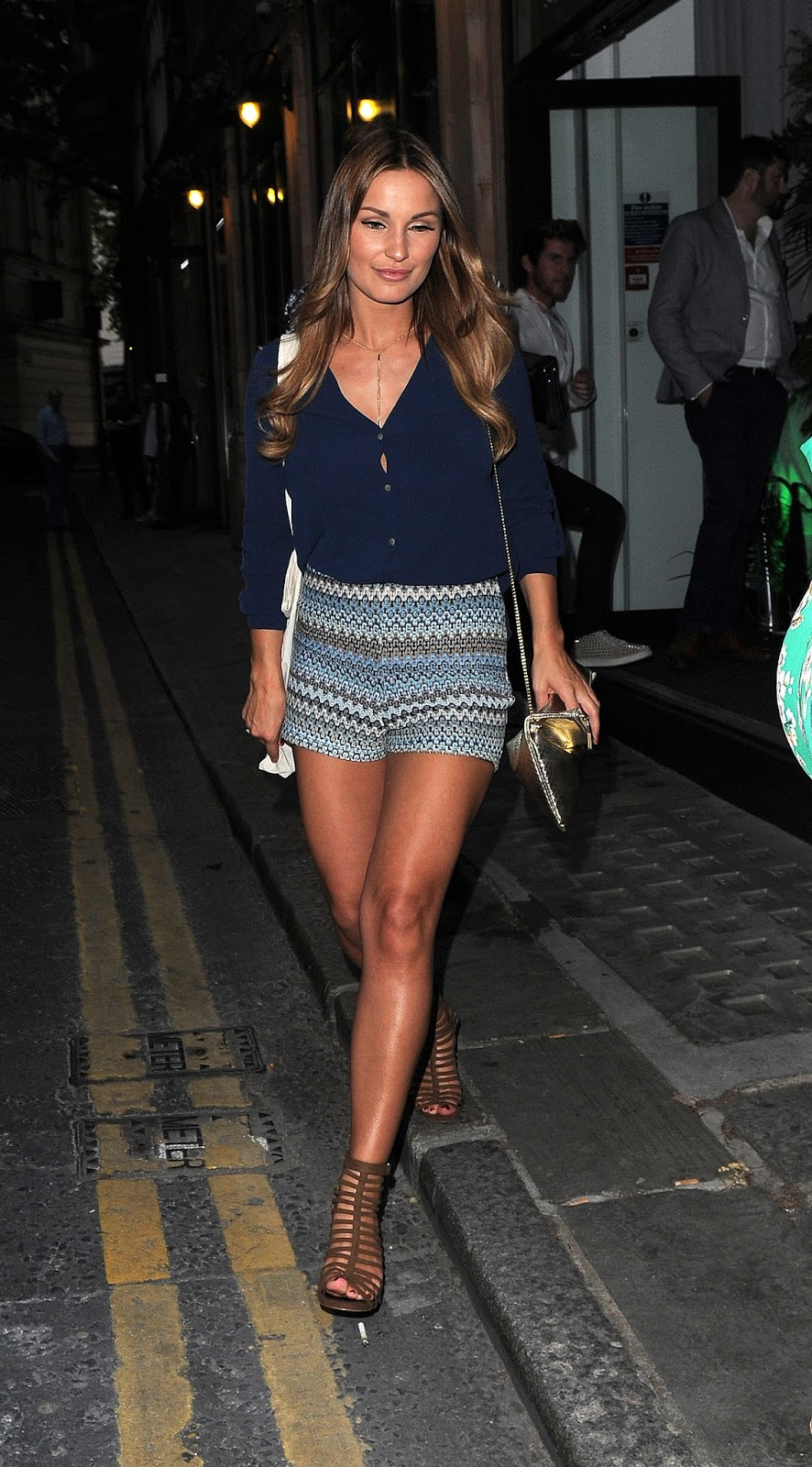 Reality TV, Glamour Model @ Sam Faiers - LOVO launch party in London