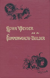 John Sevier as a Commonwealth-Builder