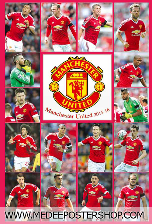 MANCHESTER UNITED 2016