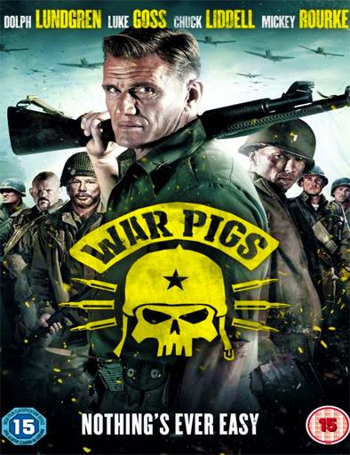 Ver Comando War Pigs (2015) Online