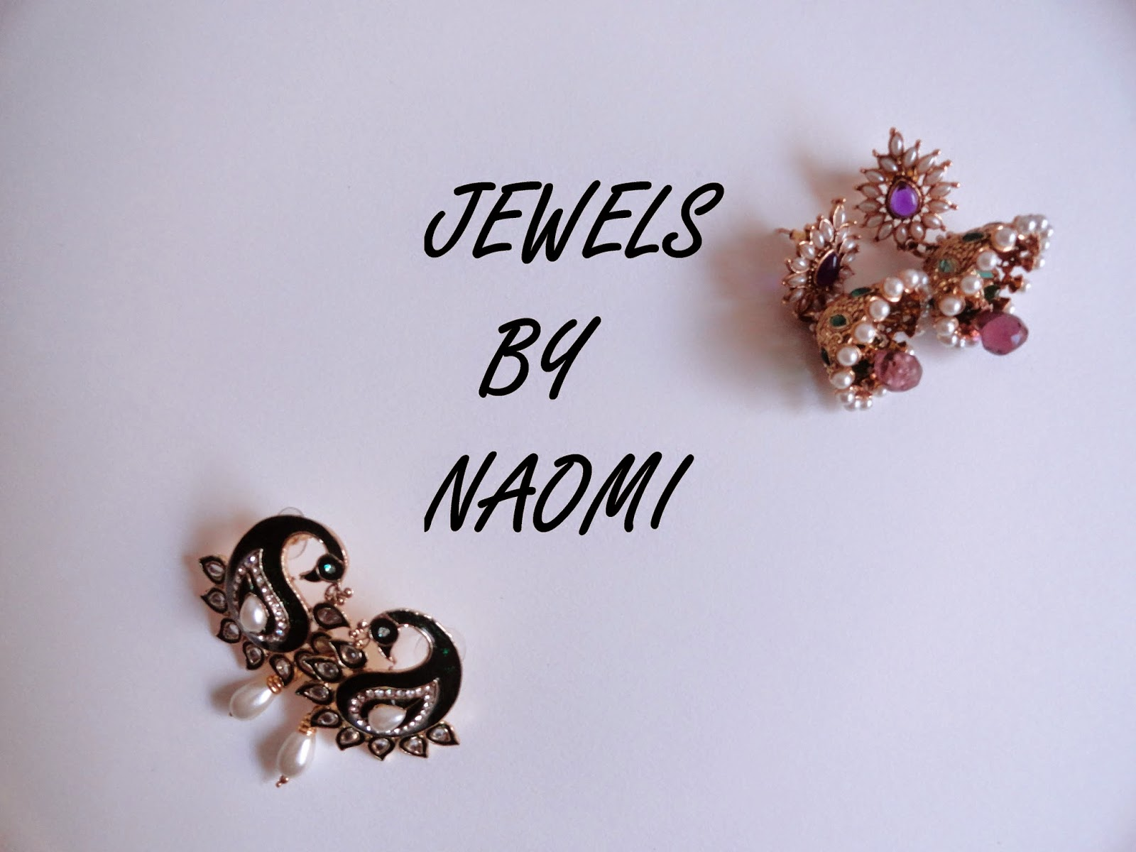 Styling with Jewels by Naomi image